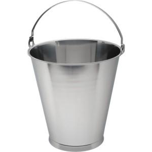 Stainless Steel Buckets & Lids