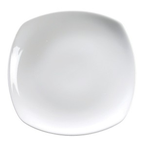 Rounded Square Plates & Bowls