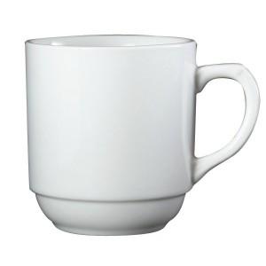Stacking Mug & Saucer