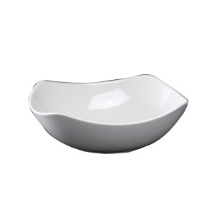 Rounded Square Bowls
