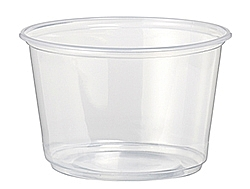 Plastic Food Containers & Lids