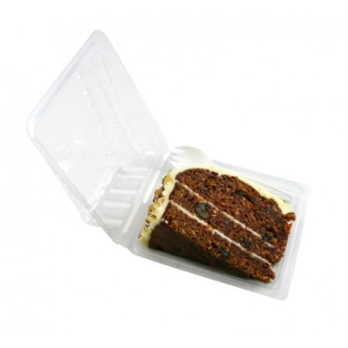 Clear Hinged Cake Boxes