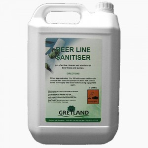 Beerline Cleaner