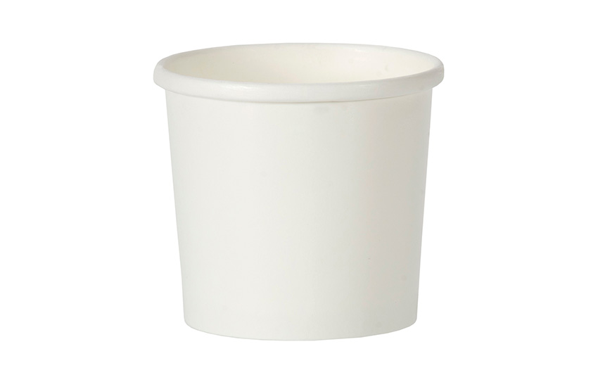 Heavy Duty Paper Soup Container Amp Lid 12oz Combi Pack