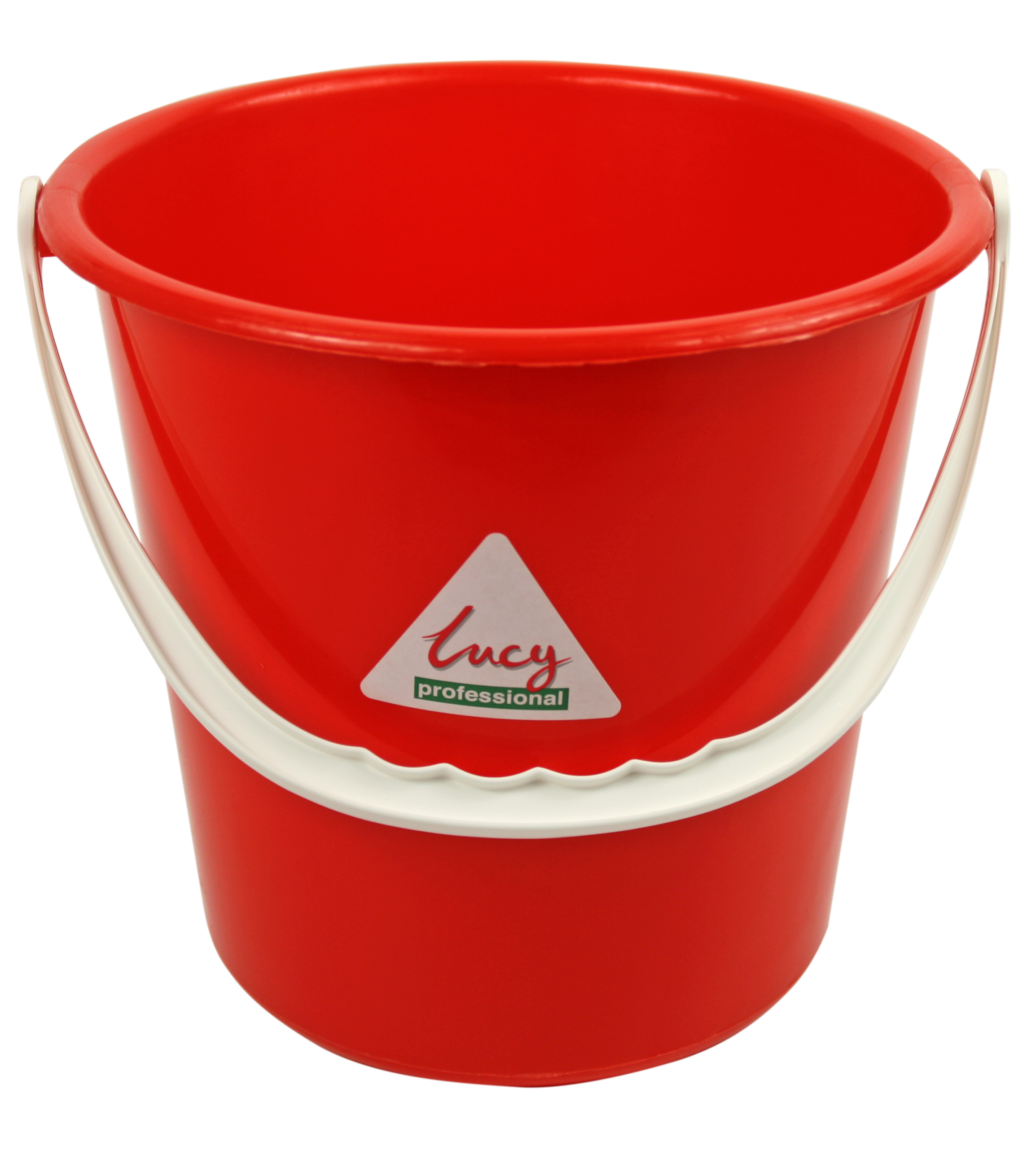 Lucy Bucket Red Cleanwipes Ltd