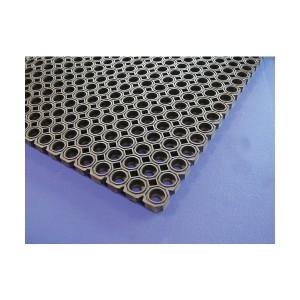 Black Rubber Matting