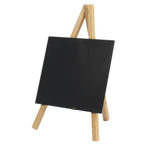 Table Top Chalk Boards & Menu Holders