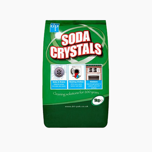 Soda Crystals 1kg Cleanwipes Ltd