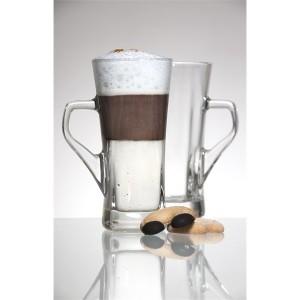 Genware Tall Coffee Glass 12oz/33.5cl