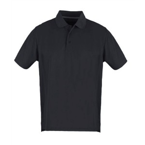 Polo Shirt Black- Small