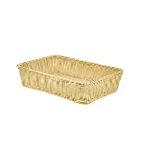 Polywicker Display Basket 46 x 31 x 10cm