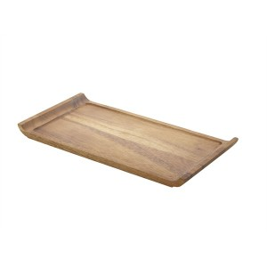 Acacia Wood Serving Platter (33 x 17.5 x 2cm)